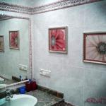 Láminas en baño Ref-M6847