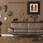 Mascaras africanas Ref-M672