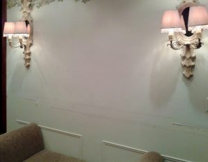 antes y despues enmarcacion de espejo cuadros aratz enmarcaciones vitoria marcos