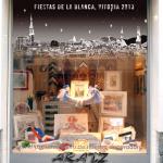 Fiestas de la Blanca 2013 Vitoria Gasteiz