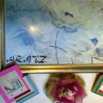 Laminas Zapatitos y flor