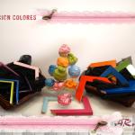 Colección Colores Cremallera