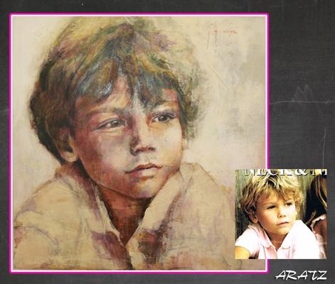 Retratos para enmarcar (2)